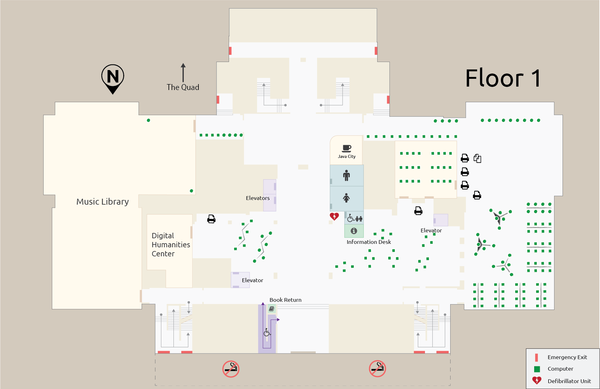 Gorgas floor plans the university of alabama libraries for At floor or on floor