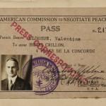 Valentine Oldshue entry permit