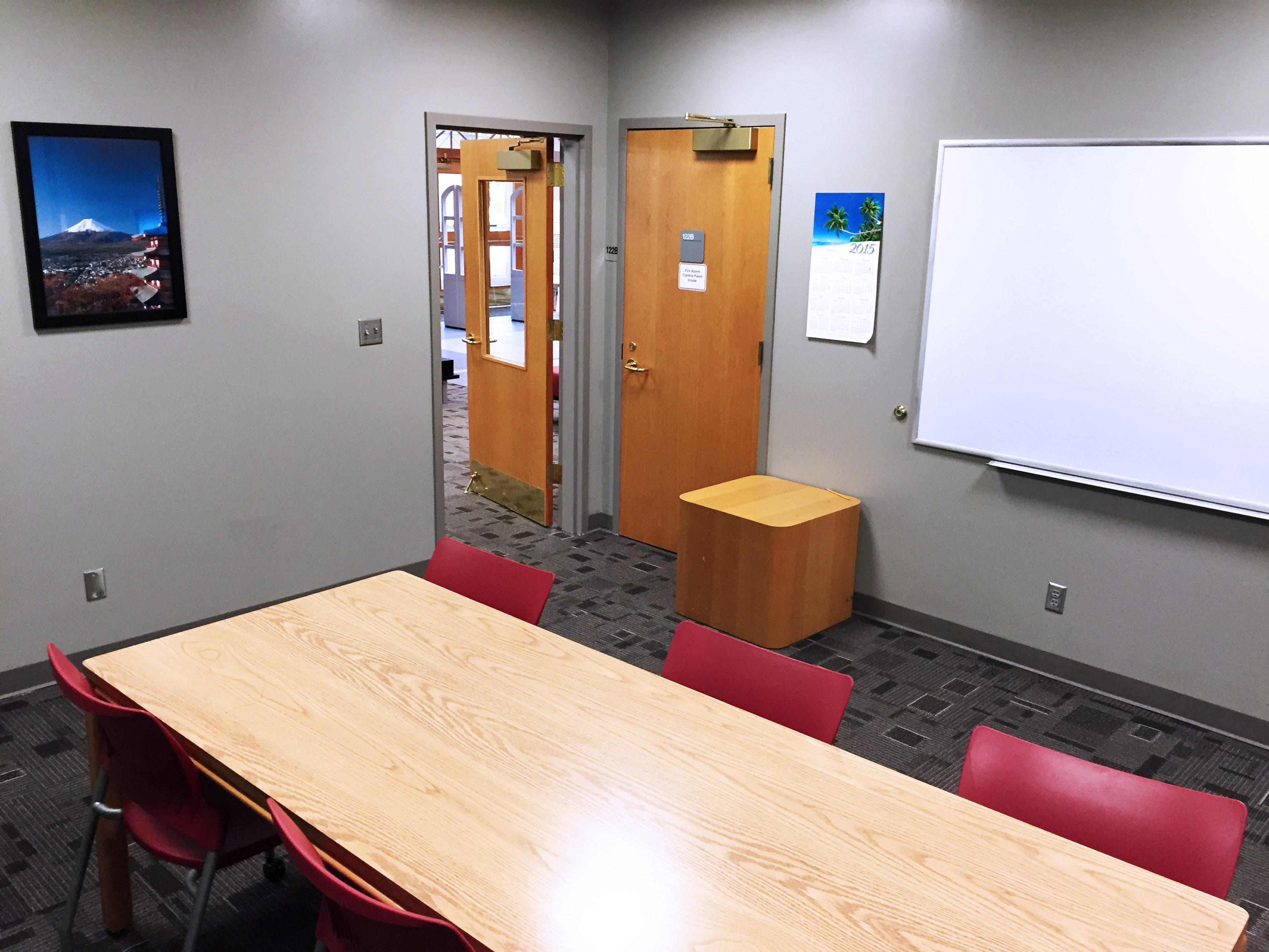 Rodgers Library Study Rooms