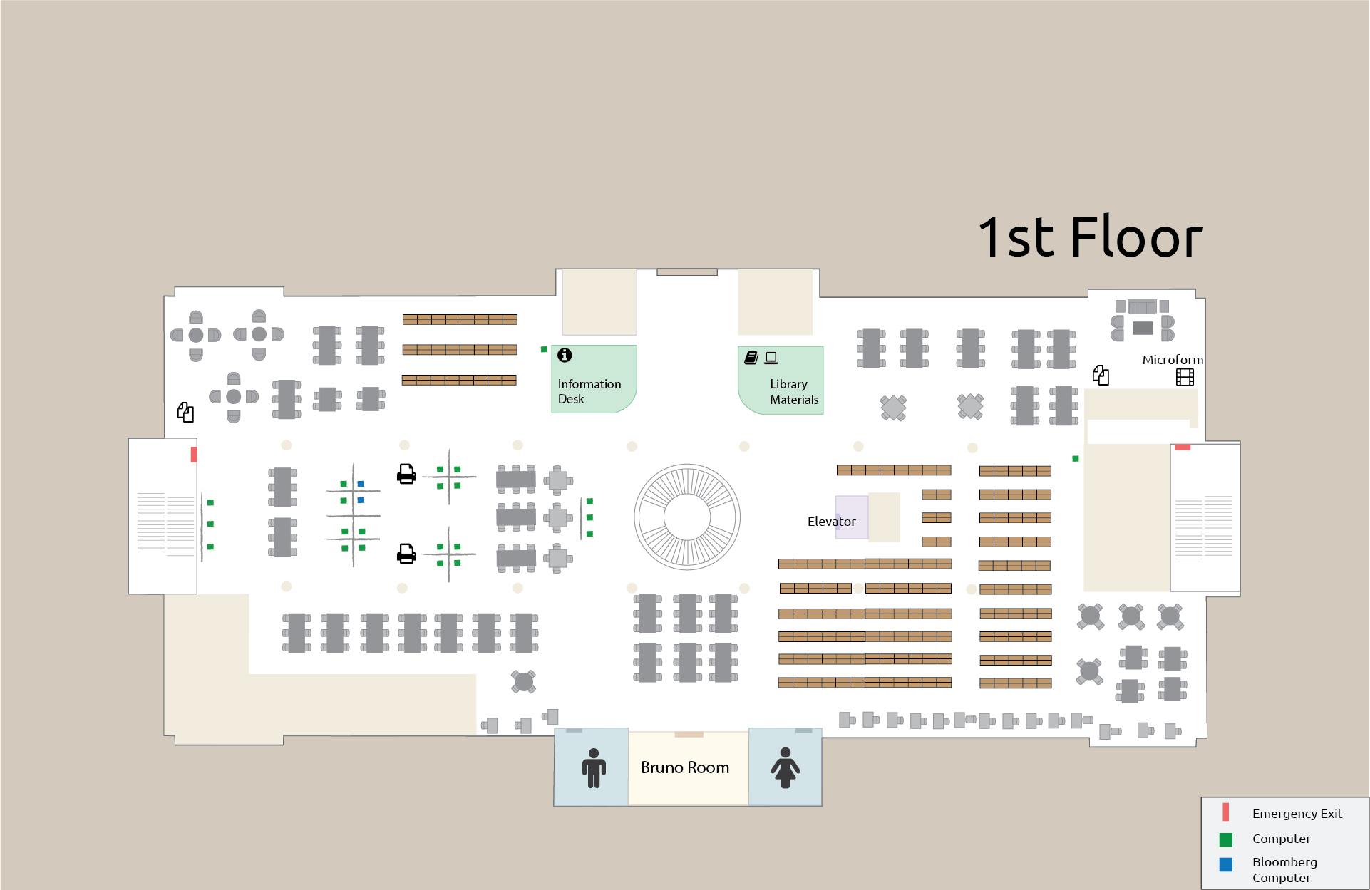 bruno floor plans u2013 the university of alabama libraries