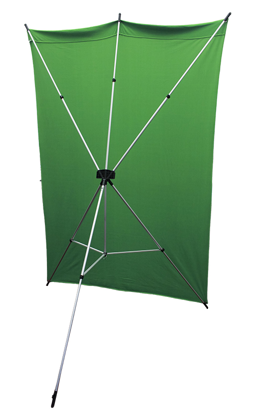Westcott Portable Green Screen Kit