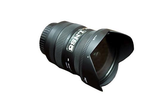 SIGMA f3.5 HSM zoom lens