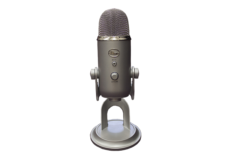 Blue Yeti Portable USB Microphone