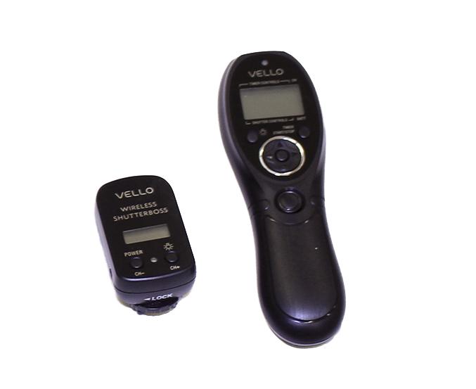 Remote Timer for SLR cameras