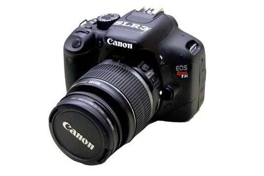 Canon T2i Digital SLR Camera
