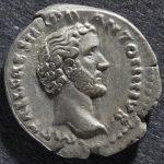 2nd century roman coin