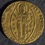14th century Italian coin