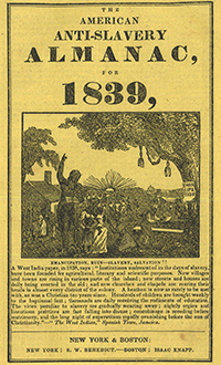 Cover of a pamphlet