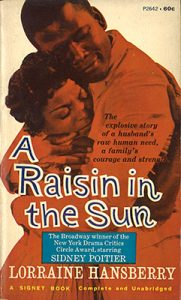 Cover of Hansberry's A Raisin in the Sun